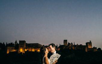 Macarena & Álvaro [Boda Granada]